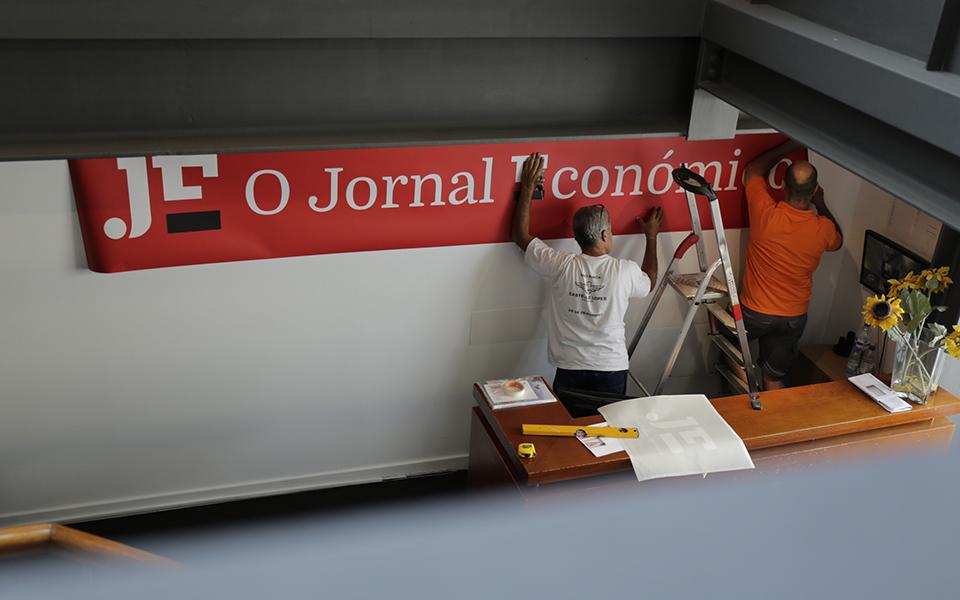Circulação do Jornal Económico dispara 39% desde janeiro