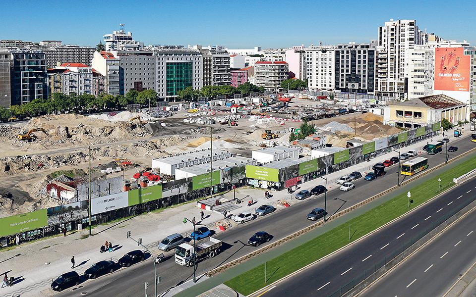 Fidelidade compra terrenos da Feira Popular 45% acima do preço pedido pela Câmara de Lisboa