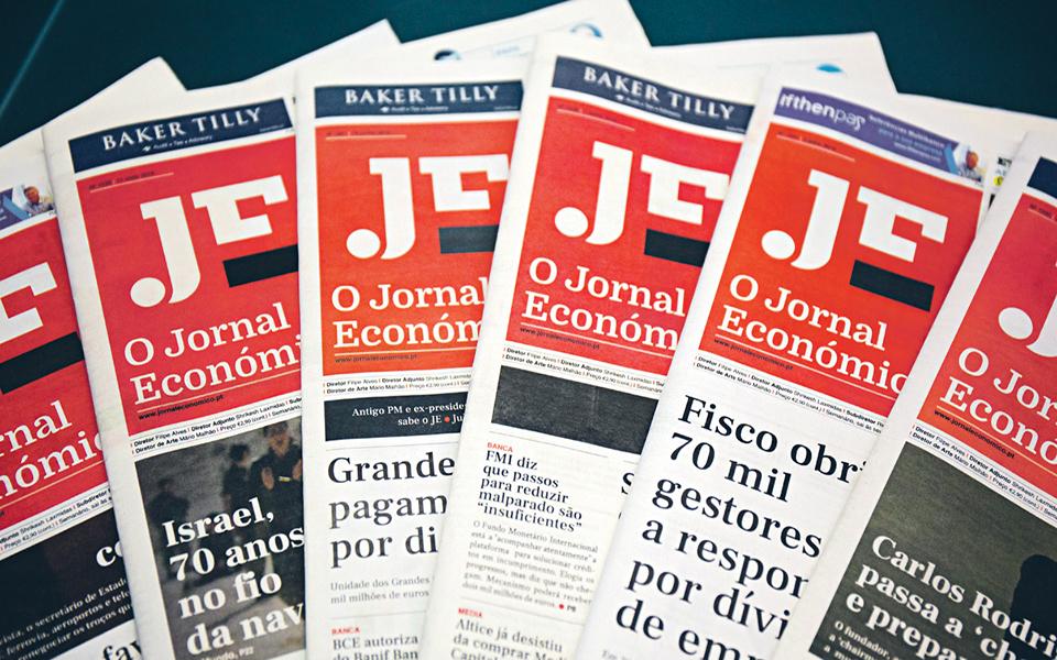 Circulação do Jornal Económico no valor mais elevado de sempre