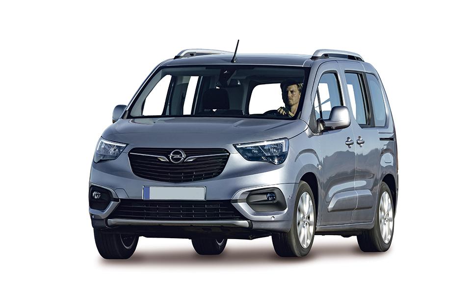 Combo Life Saiba como a Opel voltou a juntar a familia