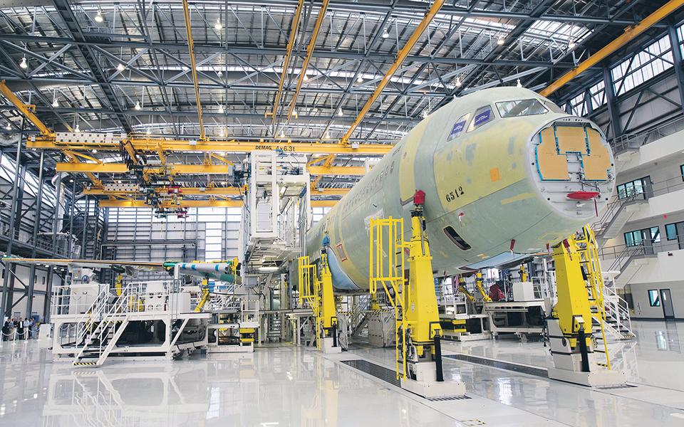 Ponte de Sor cria condições para manutenção de Boeing e Airbus