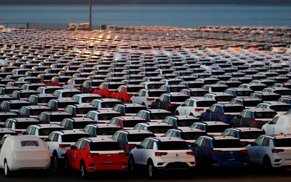 Recorde absoluto: 4404 milhões de euros em exportações de componentes automóveis
