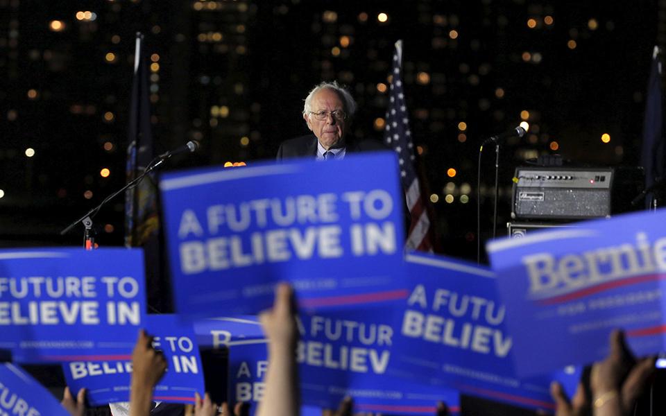 Bernie Sanders: O insistente que não desiste da Casa Branca