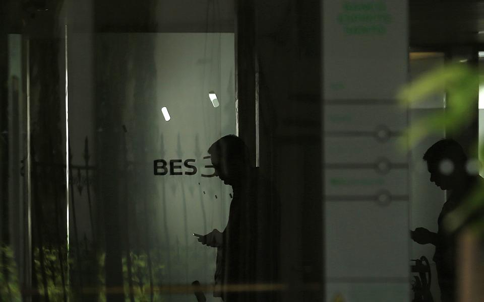 """Credores do BES recorrem para Supremo e insistem  em """"inconstitucionalidade"""""""