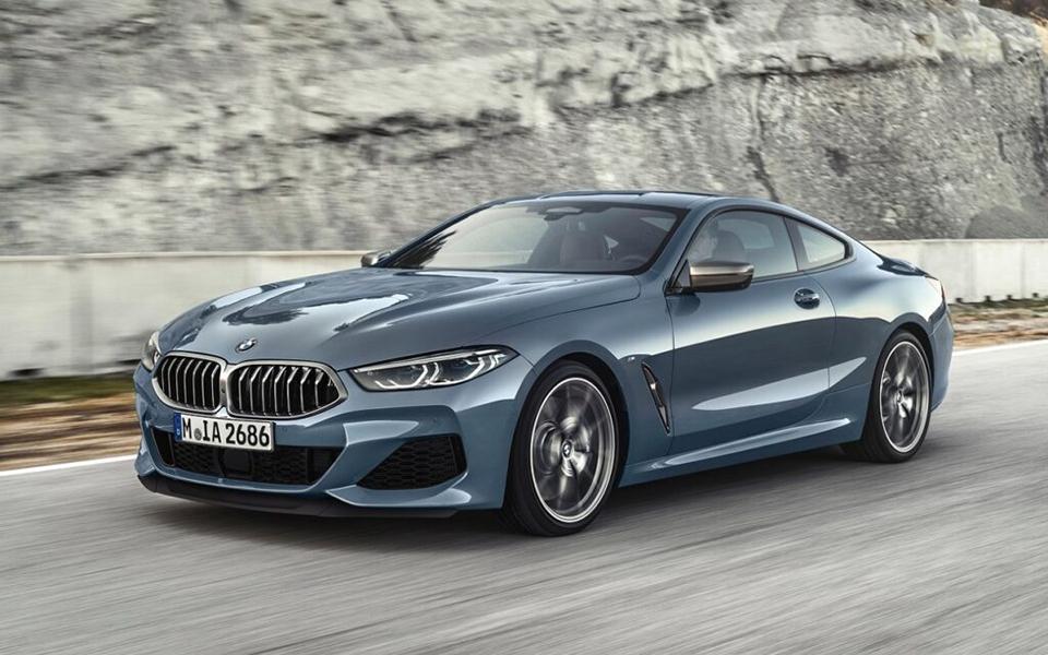 BMW M850i: Tudo é massivo: motor e aceleração