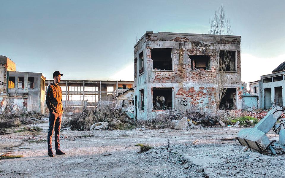 O 'boom' turístico  na zona de exclusão em torno de Chernobyl