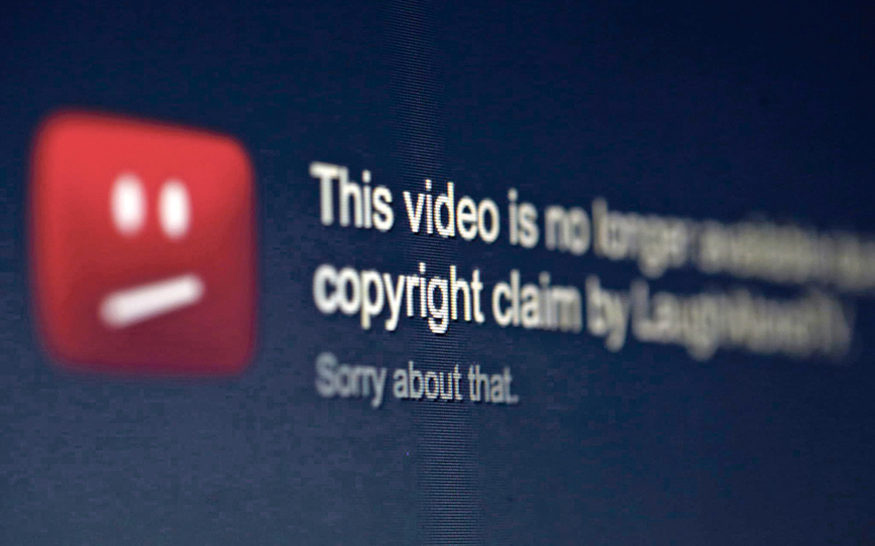 Nova lei dos direitos de autor: O fim da internet como a conhecemos