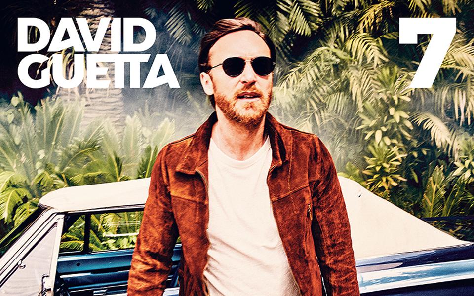 """""""7"""" Novo álbum de David Guetta chega em setembro"""