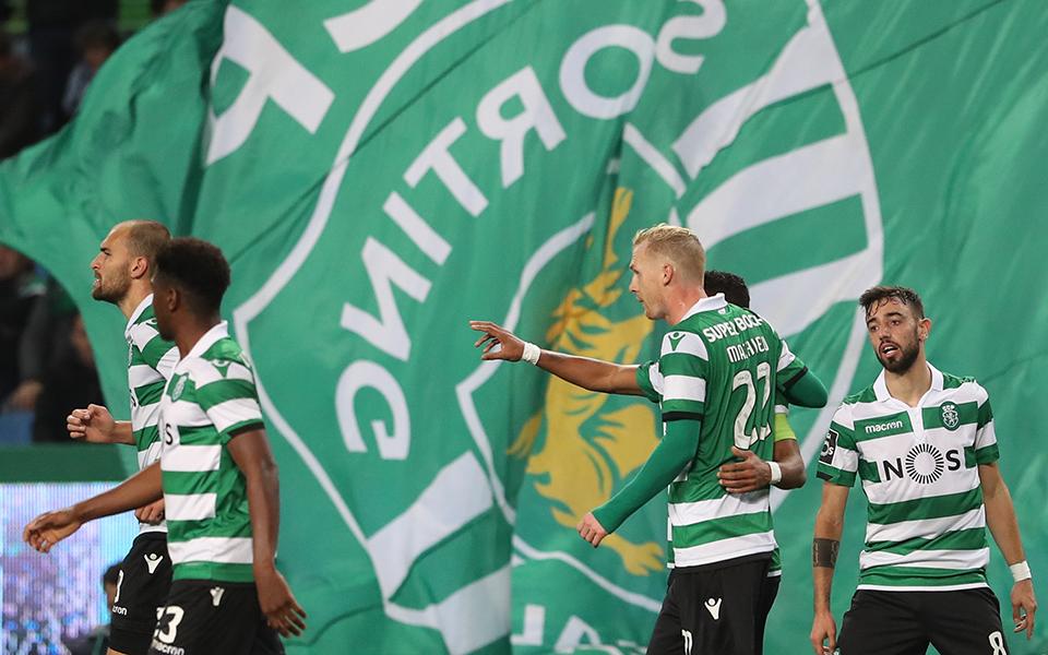 """Sporting vai contratar  três novos jogadores para """"ter equipa competitiva"""""""