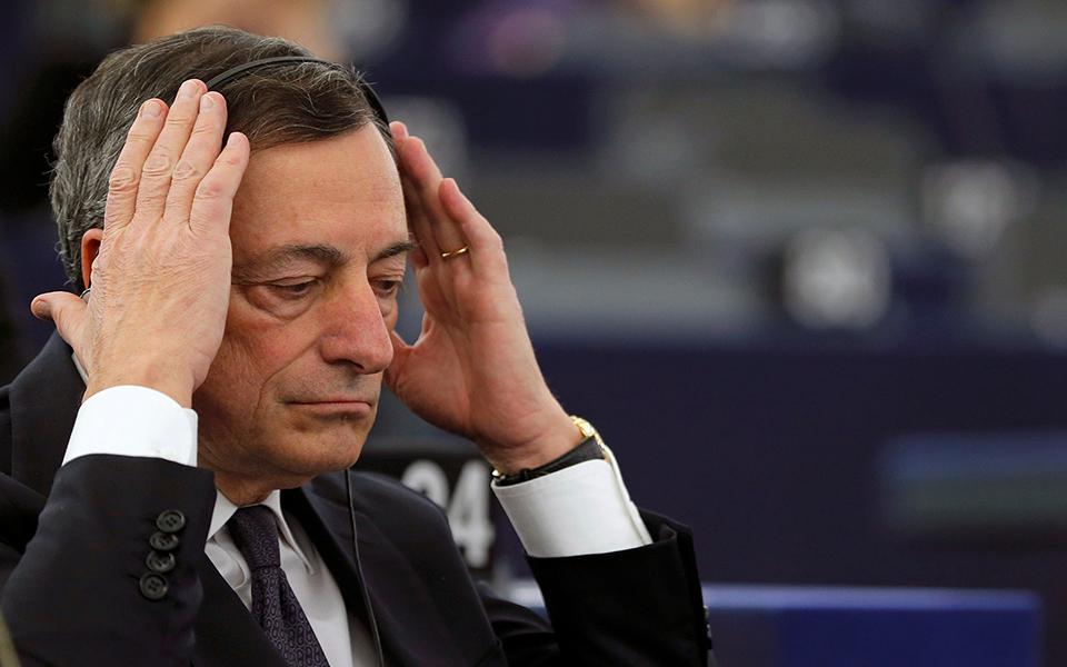 Conheça as medidas inéditas a que o BCE pode recorrer para estimular economia