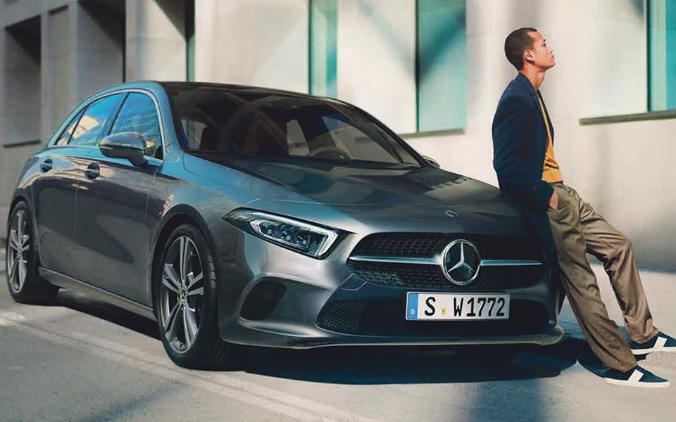 CGD está a vender Mercedes  para atingir metas da recapitalização