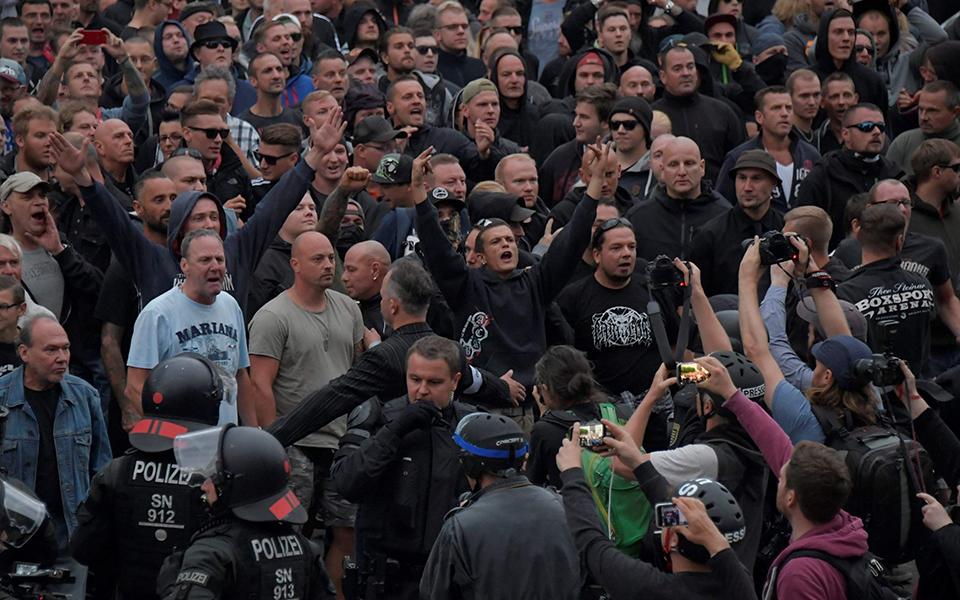 A extrema-direita  pode ganhar terreno  em Portugal?