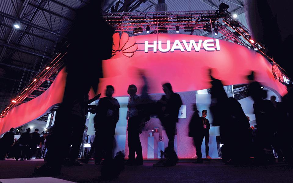 """""""A Huawei esteve imune a ameaças de segurança nos últimos 30 anos"""""""