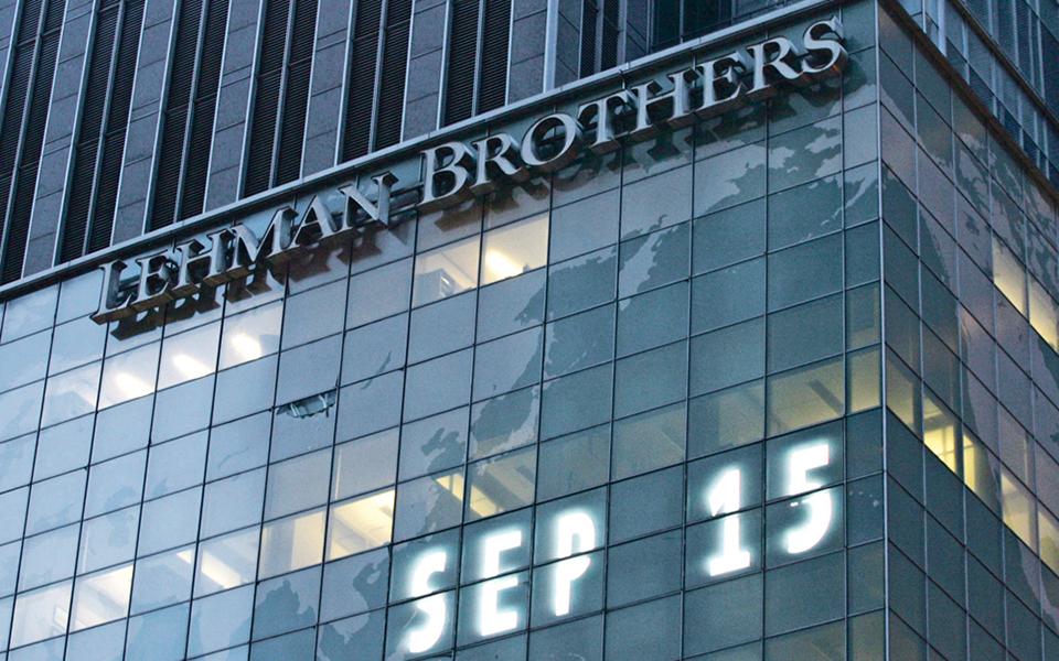 A década Lehman