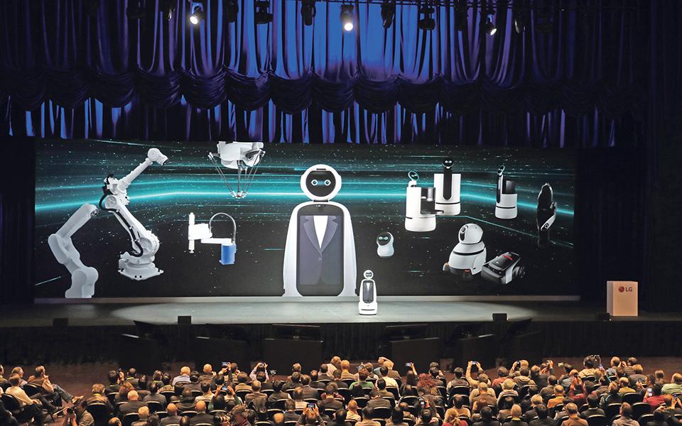CES las vegas As novidades tecnológicas  que vão marcar o mundo