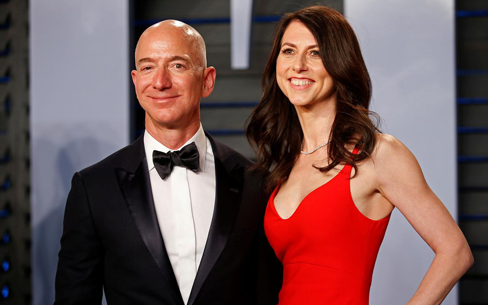Mackenzie Bezos: Do apoio incondicional ao divórcio de milhões