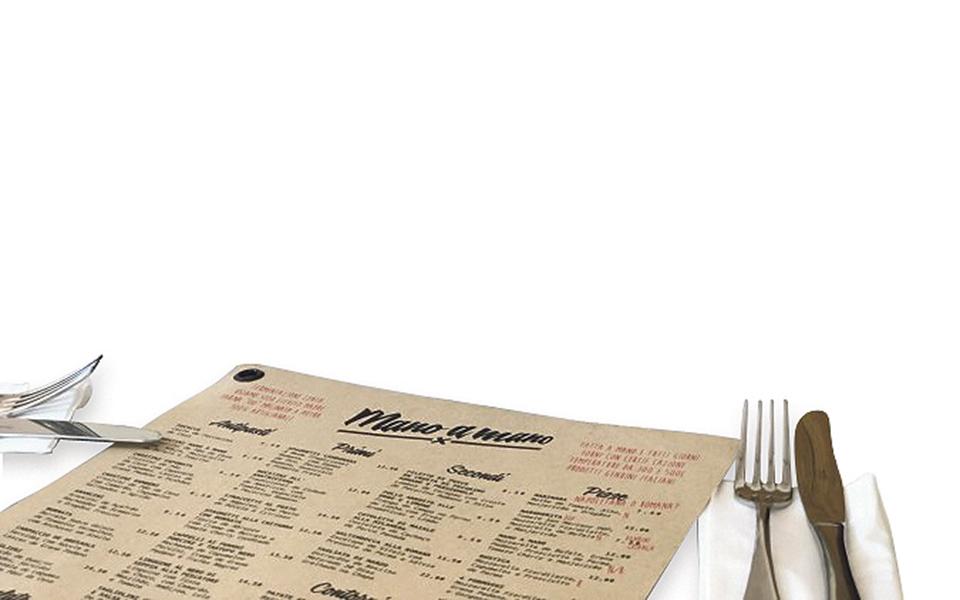 Mano-a-mano O novo restaurante italiano do Chiado
