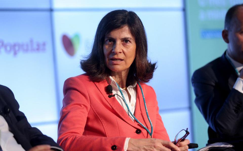 Margarida Corrêa de Aguiar na presidência da ASF até maio