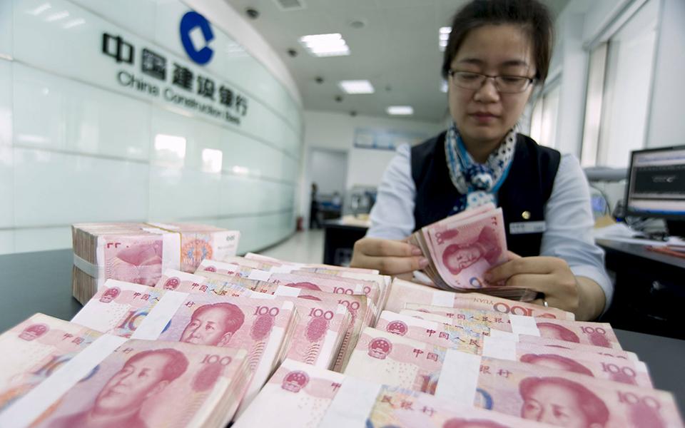 Emissão de dívida em moeda chinesa avança até junho
