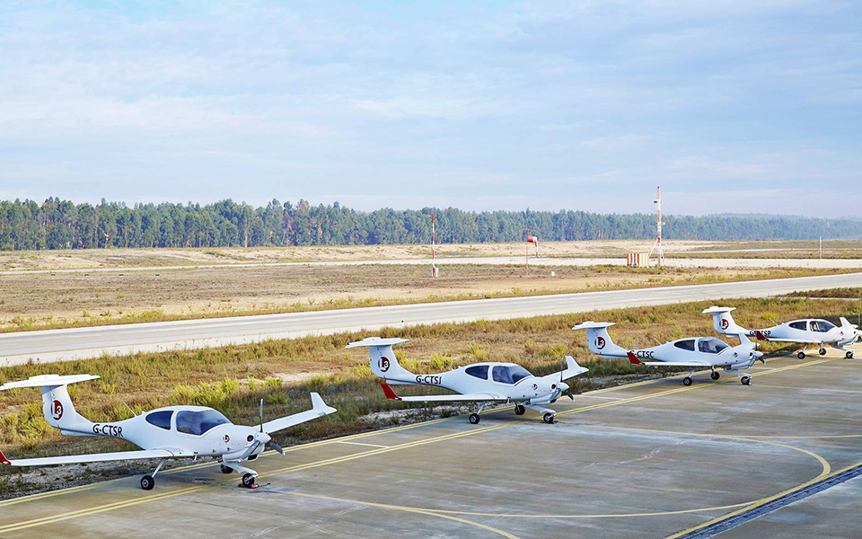 Aeronáutica, espaço e defesa valem entre 1,6  e 1,8 mil milhões