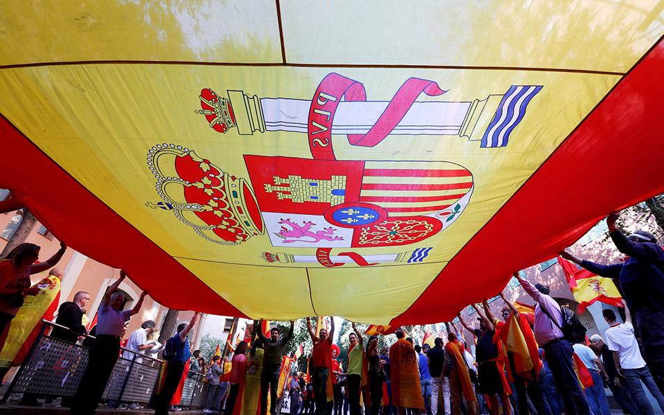 Futuro de Espanha decide-se a partir de Estremera