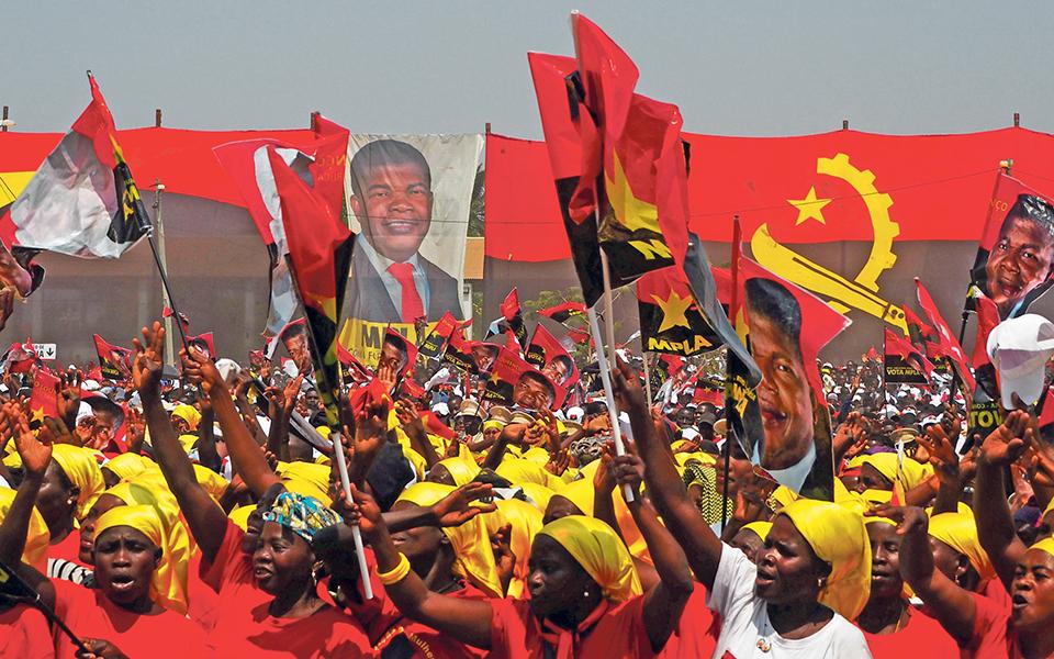 """MPLA: o congresso que marca o fim da era de """"Zedu"""""""