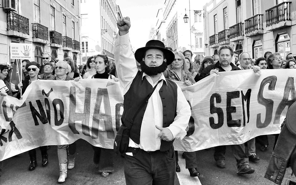 A sociedade civil  e a democracia portuguesa