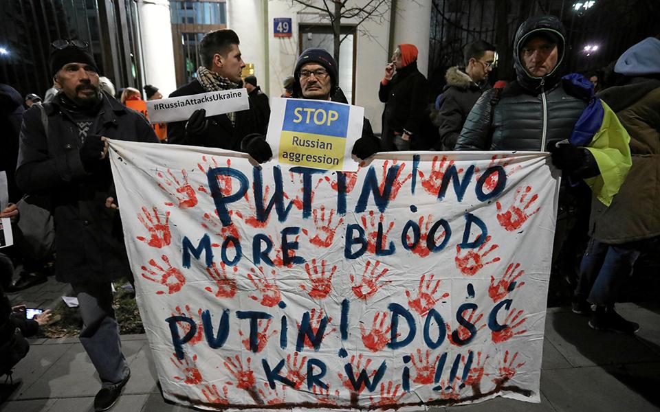 Crise na Ucrânia faz regressar tensões à gestão energética da UE