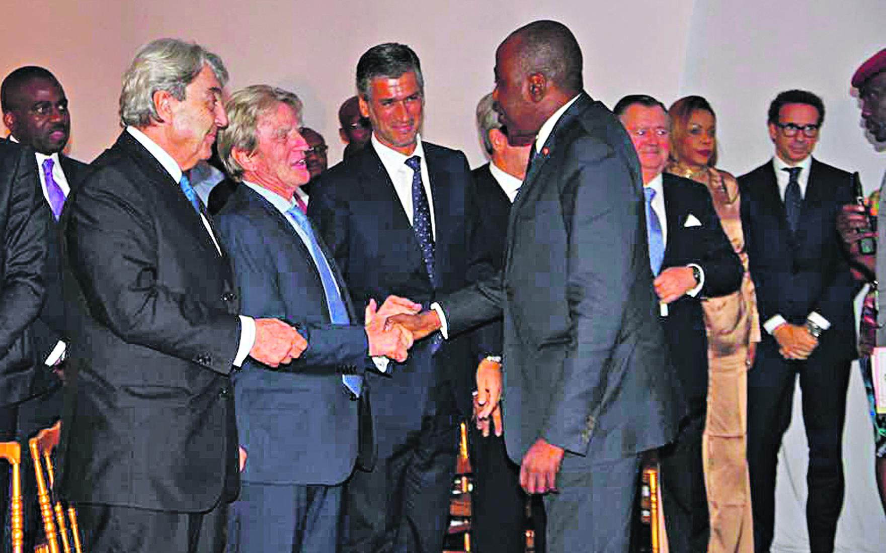 Banco gerido por portugueses apoia Mota-Engil na Costa do Marfim