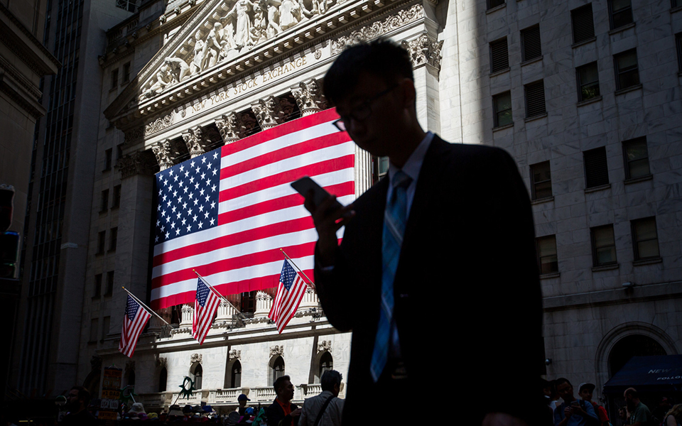 Wall Street agoniza à espera do acordo EUA-China