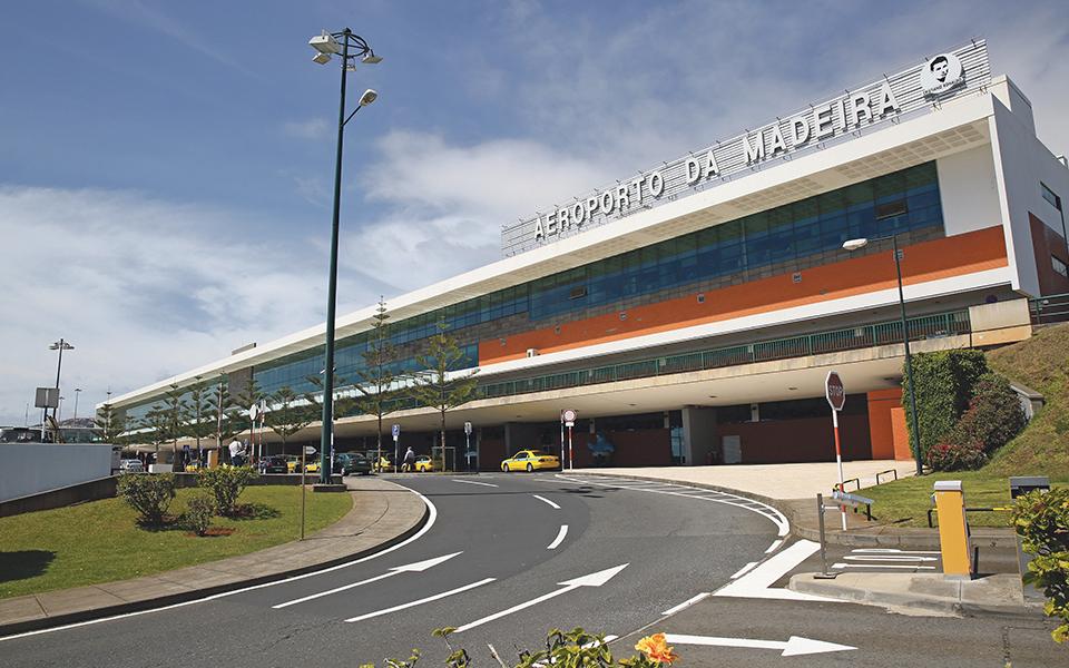 Ronaldo honrado  com nome no Aeroporto da Madeira