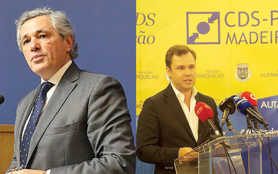 Correntes do CDS-Madeira negoceiam liderança