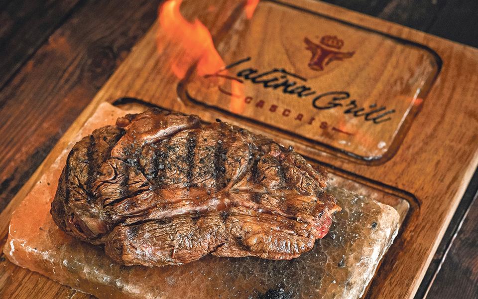 Latina grill:  Afortunada viagem  às carnes do Mundo