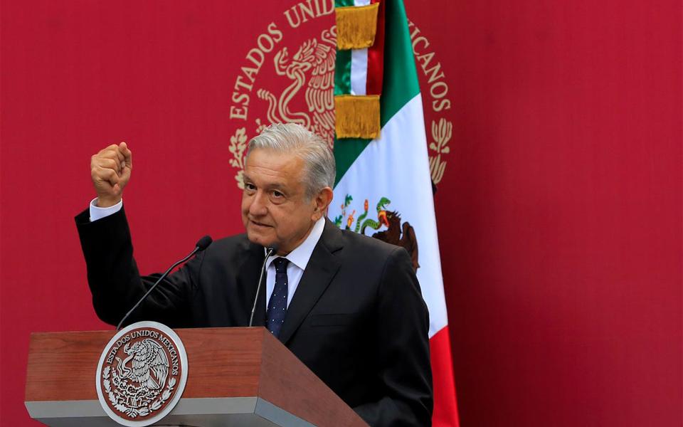 Presidente mexicano López Obrador espera ter MORENA mais forte