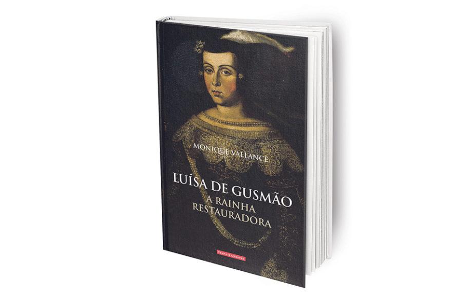 """Monique Vallance: """"Luísa de Gusmão"""""""