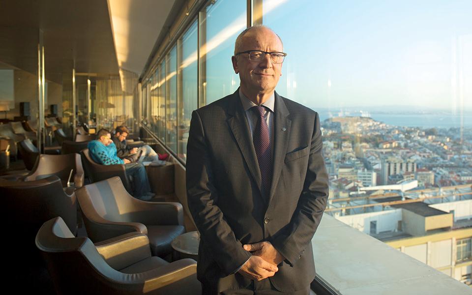 Maior grupo hoteleiro mundial quer novo hotel em Lisboa