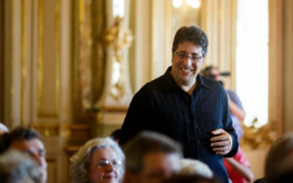 Massimo Mazzeo: Quando os saraus intimistas dos reis regressam aos palácios de Sintra