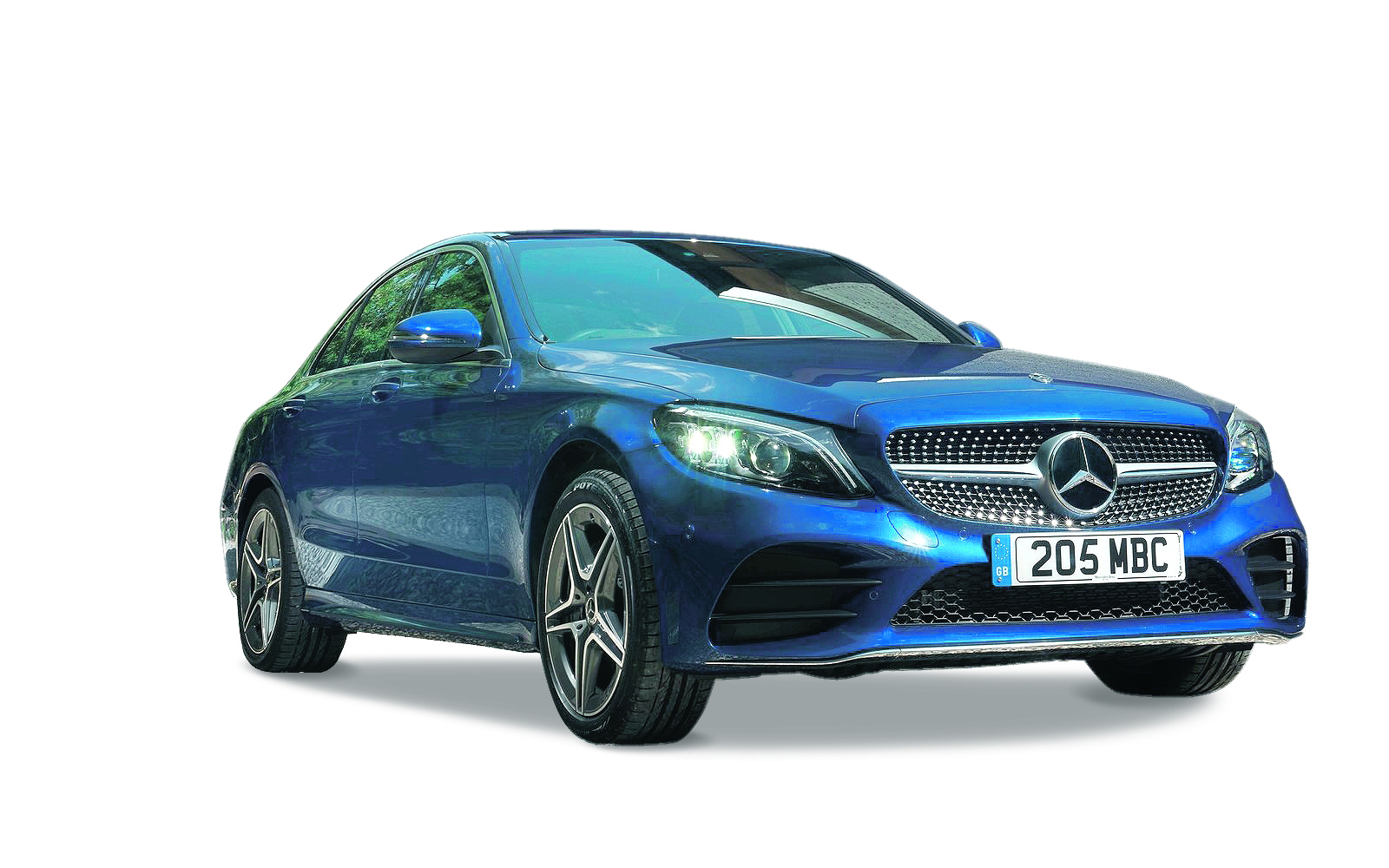 Novo Mercedes: Classe C Design é quase o mesmo o motor é outro