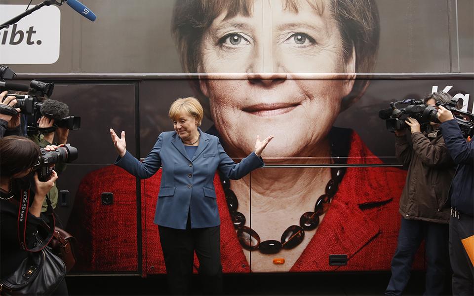 Angela Merkel: Tem mais encanto  na hora  da despedida