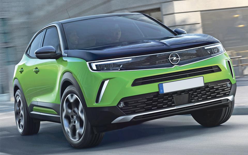 """Opel Mokka: Caiu o """"x"""", emergiu a elegância"""
