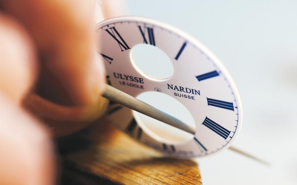 Monaco Yacht Show Edition - Capitão do mar da Ulysse Nardin