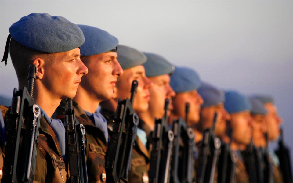 Exército europeu (ainda) é um conceito pouco atrativo