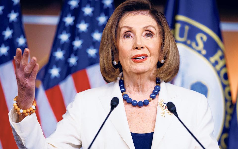"""Congresso abre caminho para votar """"impeachment"""" a Trump"""