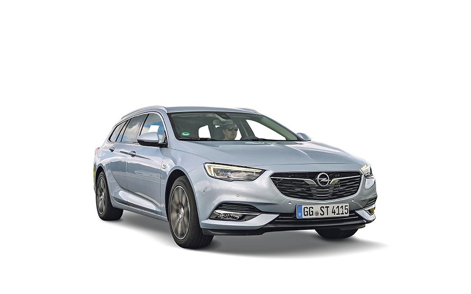Opel. Um Insignia ainda mais próximo do Monza Coupé