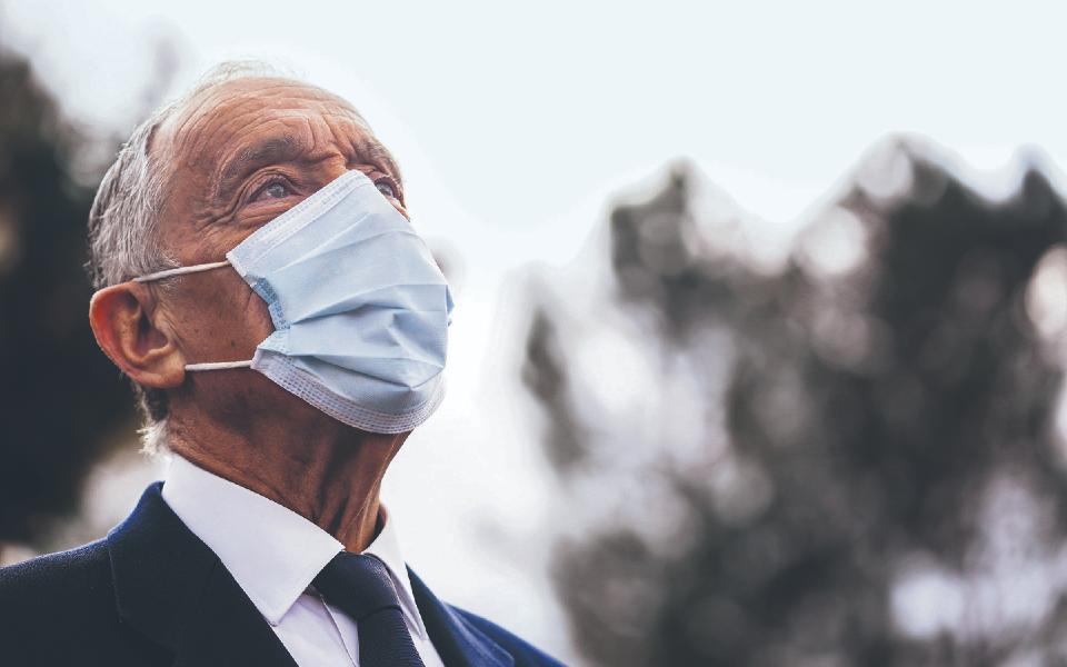 Presidente da República admite prolongamento  da pandemia até ao outono