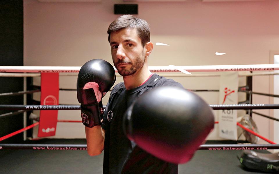 Pedro Kol: O português que arrasa nos ringues
