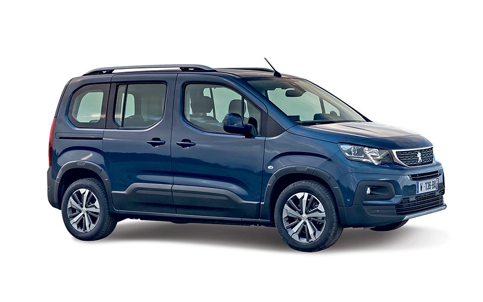 "Peugeot Rifter BlueHDi:  O ""leão"" está de volta"