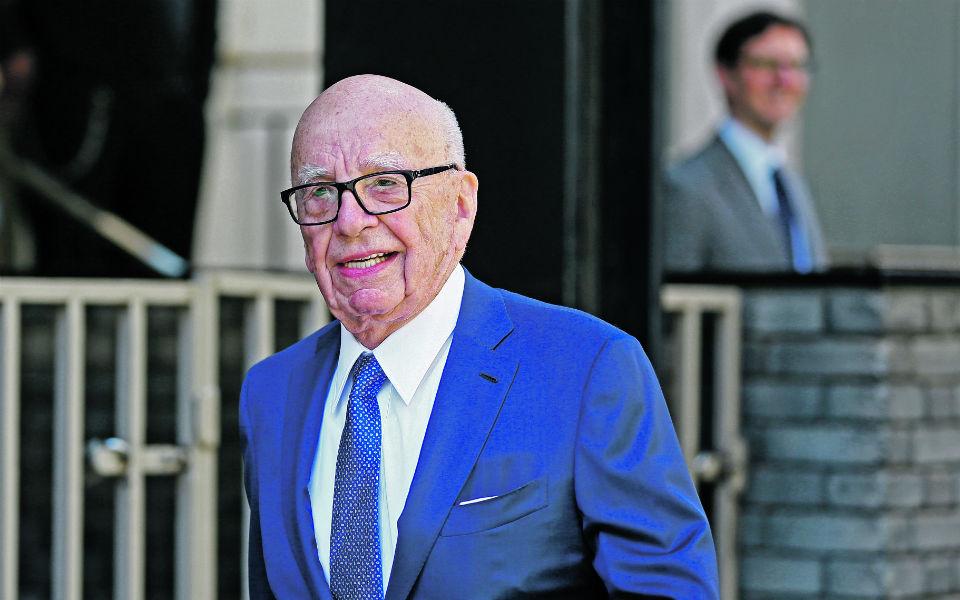Rupert Murdoch: Os negócios  do magnata australiano