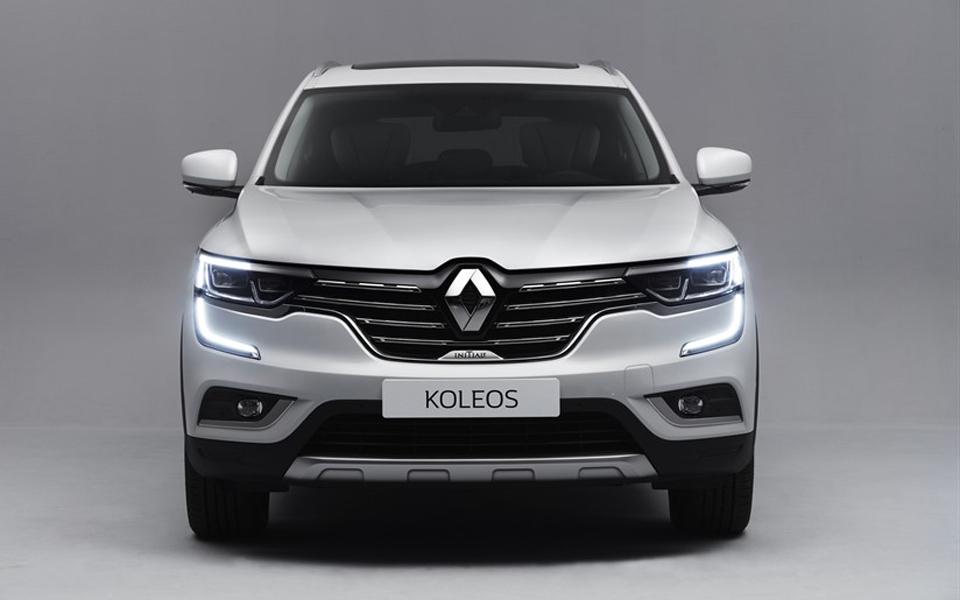Renault Koleos. Pujança e design elevado ao quadrado.