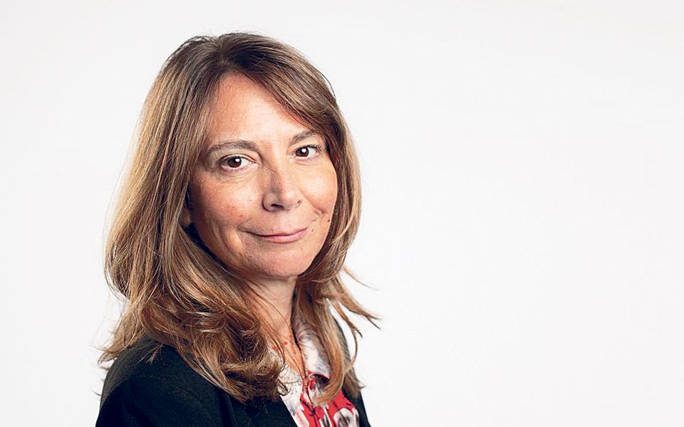 """Roula Khalaf - Pronta a dirigir o """"Financial Times"""" """"sem medo"""" e """"sem complacência"""""""